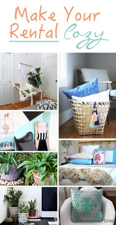 Planning on renting out on Airbnb or something similar? Turn your place into a 5-star rated rental with these simple, cheap DIYs! http://www.ehow.com/how_12343351_make-rental-cozy-when-its-kind-shthole.html?utm_source=pinterest.com&utm_medium=referral&utm_content=curated&utm_campaign=fanpage