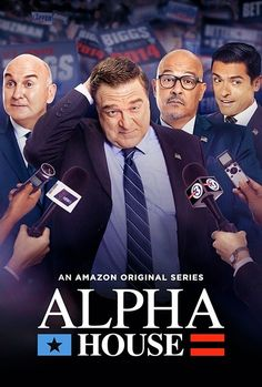 John Goodman in Alpha House (2013)