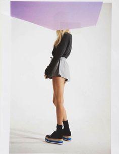 via oyster mag Oyster Magazine, Oysters, Skater Skirt, Ballet Skirt, Velvet, Photoshoot, Clothes For Women, My Style, Skirts