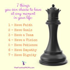 7 things you can cho