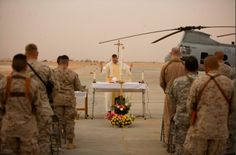 Order of Preachers Vocations: Dominican and Military Chaplain: Fr. Ed Gorman OP
