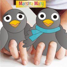 Reggio Children, Opening Day, Finger Puppets, Montessori, Kindergarten, Crafts For Kids, Preschool, Education, Disney Characters