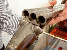 .500 Nitro Express Triple Rifle