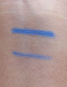 Maybelline, Color Show, Crayon Kohl, Ocean Blue, review, long lasting, waterproof, smudgeproof, affordable, swatch