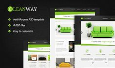Shopping Cleanway - Multipurpose PSD Themewe are given they also recommend where is the best to buy