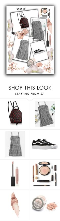 """""""New Fashion Style"""" by tepalka ❤ liked on Polyvore featuring Vans, Burberry and Maybelline"""