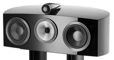 The Bowers and Wilkins HTM2 Diamond D3 Centre Speaker is the perfect match for the smaller speakers in the 800 range. Piano Black.