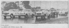 Catalina Park, 1961. Morris, Hillman Peugeot