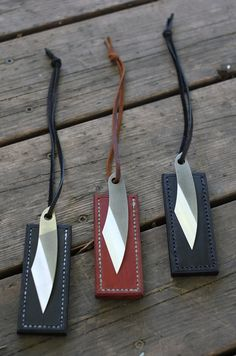 The kiridashi can be thought of as a stripped down pocket knife. Its a traditional Japanese design that is compact and rugged. Dashis have a variety of uses such as: carving, cutting cord, opening boxes, light prying, gardening, removing splinters, etc. Basically its the ultimate utility knife with style. Simple and highly functional. They measure roughly 4 from tip to tail. These kiridashis are recycled from old files, which are known to knife makers to contain some of the best steel in…