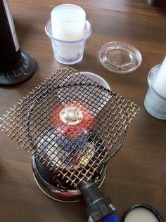 Torch Fusing & enamaling