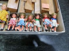 VINTAGE PUPPENSCHULE - DOLLS SCHOOL - Made in Germany | eBay