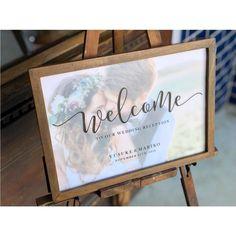 【ウェルカムボード】トレーシングペーパー(A3)/31design Wedding Welcome Board, Welcome Boards, Sign Boards, Wedding Reception, Our Wedding, Frame, Happy, Crafts, Marriage Reception