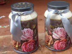 Eu Amo Artesanato: Vaso de latinha - Pesquisa Google