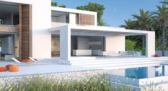 Seasites House III - seasites - timeless architecture with mediterranean soul constructed ground floor area: 234m² constructed first floor area: 120m² constructed area covered terraces: 66m² total constructed area: 420m² + constructed area roof terraces: 40m²