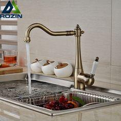 Kcasa Kitchen Sink Faucet Swivel Kitchen Taps Kitchen Faucets Captivating Discount Kitchen Faucets Design Decoration