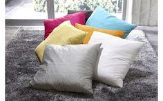 SILKKI dekoratiivpadi - luksuslik siidist ümbrise ja suletäidisega #askosON #askosisustus #pillow