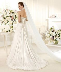 SERENA » Wedding Dresses » 2013 Fashion Collection » La Sposa (back)