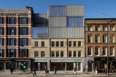 Duggan Morris Architects, Jack Hobhouse · Curtain Rd