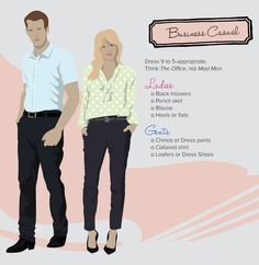 Decoding the dress code: Business casual