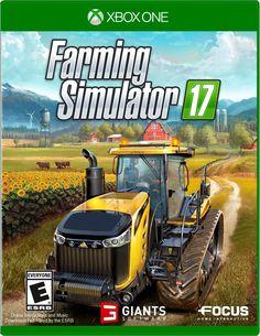 26 Best Farming simulator 17 xbox 360 images in 2018