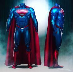 Arte Do Superman, Mundo Superman, Superman Suit, Superman Artwork, Superman Family, Superman Man Of Steel, Batman And Superman, Superman Logo, Dc Comics Superheroes