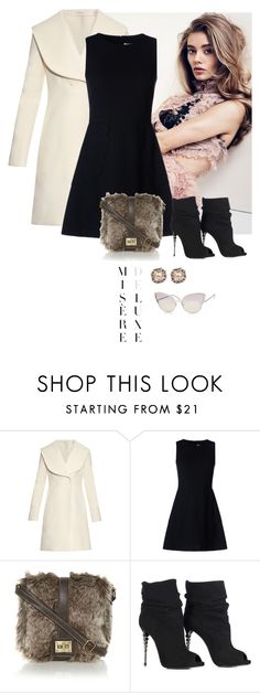 """""""Classy Winter Look"""" by bjigg ❤ liked on Polyvore featuring moda, J.W. Anderson, RED Valentino, Chopard y Acne Studios"""