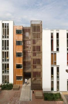 Newington Green Student Housing