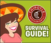 We all know it's WAY too easy to order a calorie catastrophe! Don't let it be YOU! Check out HG's #Chipotle Survival Guide!!