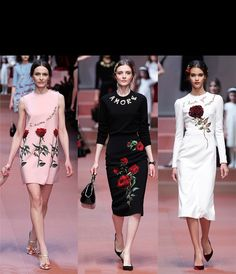 Refresh Your Closet With Fall Florals From Dolce & Gabbana And More