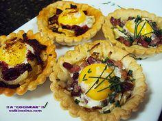 Aperitivos fáciles para las navidades | Cocinar en casa es facilisimo.com