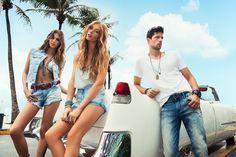 Club Denim Primavera Verão 2015/16