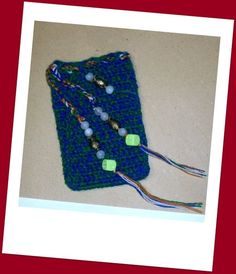 Mobile Phone Cover  iCROCHETED (2008)