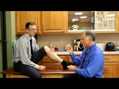 Famous Physical Therapist's Bob Schrupp and Brad Heineck describe the three exercises one should do after a calf injury (calf pain or calf strain). Calf Strain Exercises, Stretches, Torn Calf Muscle Treatment, Calf Tear, Calf Pain, Calf Injury, Self Treatment, Calf Muscles, Physical Therapist