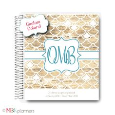 Month Appointment Planner PA  Planners