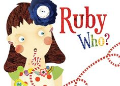 Ruby Who? by Andrew & Hailey Bartholomew is about wishing for things, wishing you were someone else, but then realizing it's better to be content with what you have and more importantly, with who you are. Beautifully ilustrated and rich in color and rhyme, this is specially targeted to primary-aged children. via kidsonthecoast and http://365grateful.com/shop#!/~/product/category=0&id=21809236 #Books #Kids #Grateful
