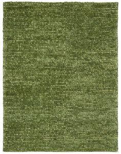 Nourison Fantasia Green Area Rug FAN1 GRE (Rectangle)