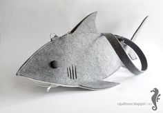 A shark bag!