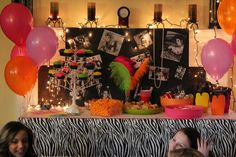 80's Party Plan by Toni Spilsbury The Organized Cook