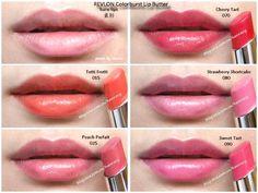 DIY Revlon Lip Butters... Believe it or not, the main ingredient is... crayons!
