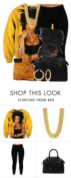 """The difference."" by jaziscomplex ❤ liked on Polyvore featuring Timberland, Michael Kors and Bling Jewelry"