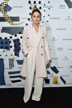 Renaissance New York Midtown Hotel Launch Party - Olivia Palermo