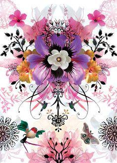 Flower Love by Million Dollar Design