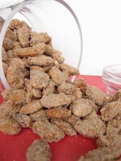 The Royal Cook: Cinnamon Almonds