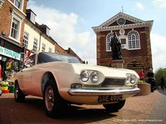 1968 Reliant Scimitar SE4 Coupe | Flickr - Fotosharing!
