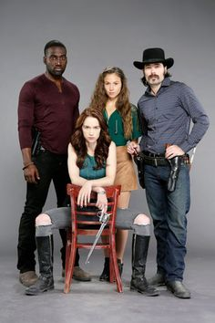 Shamier Anderson Wynonna Earp Tv Series - Yahoo Image Search Results