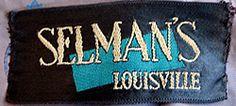 Selman's, 1950s jacket