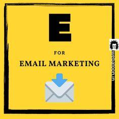 E for Email Marketing📧 ................................................................... For any of your digital marketing needs. ☎ Call us at: +91 7276491310 🔭 Visit us at: www.webaloon.in 🏢Visit at: Jai Ganesh Vishwa Complex, Office No: 348, Visharant Wadi, Pune, Maharashtra 411015  #webaloon #pune #EmailMarketing #digitalmarketingstrategy #digitalmarketingtip #digitalmarketingtips #digitalmarketingplan #digitalmarketingexperts #digitalmarketingagency #digitalmarketingblog Best Digital Marketing Company, Digital Marketing Strategy, Email Marketing, Jai Ganesh, Pune, Online Business