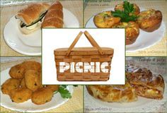 Picnic ricette. Adesso che iniziano le belle giornate è sempre piacevole fare un picnic, quindi ho pensato di proporvi alcune ricette che potete mettere ...