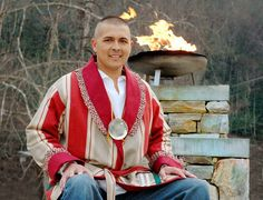 Principal Chief Michell Hicks, Eastern Band of the Cherokee Nation