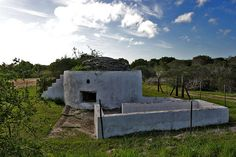 Lime Kilns in Yzerfontein - West Coast, South Africa